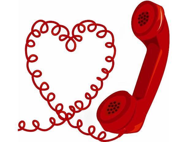 amour au téléphone