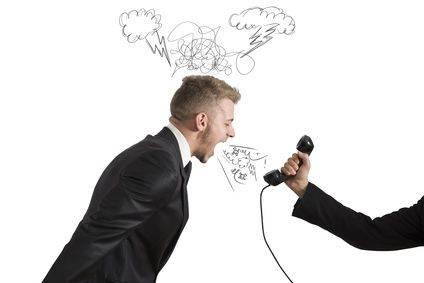 Gestion des appels difficiles, gérer les réclamations