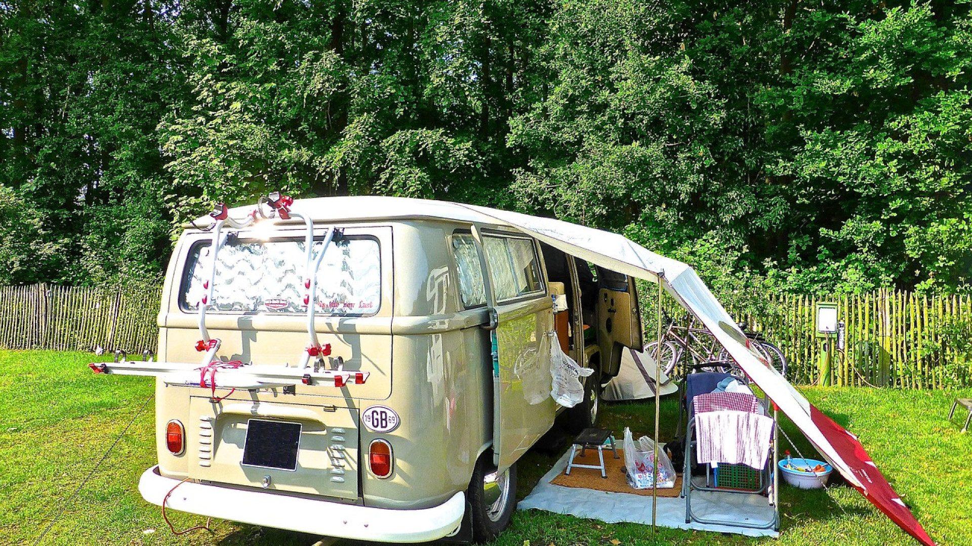camping puy du Fou