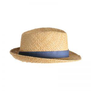 chapeau de soleil avec ruban tissu