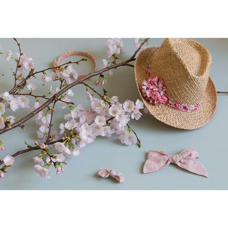 chapeau de paille Panama pour femme